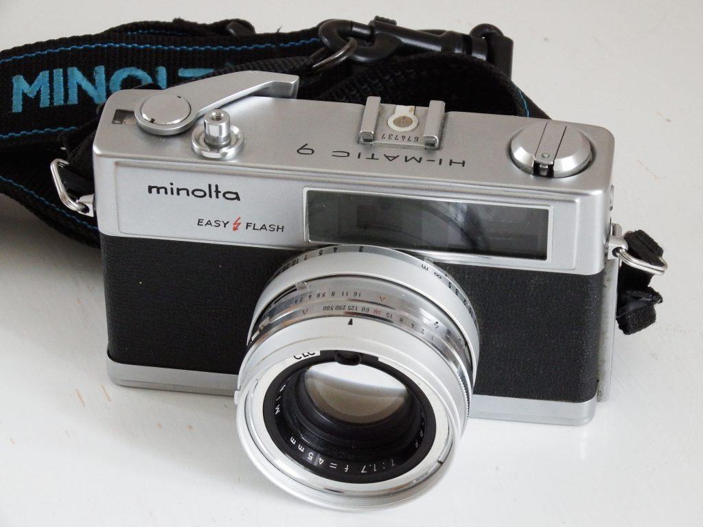 Minolta Hi-Matic 9-1