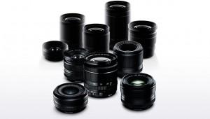 Fujifilm XF serien er meget lækker optik - og flere bl.a. weather sealed optik er på vej